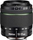 Pentax obj. SMC PENTAX-DA 18-55mm F3.5-5.6 AL WR