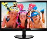 "Philips V-line 246V5LHAB - LED monitor - 24"" - 1920 x 1080 FullHD - 250 cd/m2 - 1000:1 - 10000000:1 (dynamic) - 5 ms - HDMI"