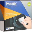 Phottix lens cleaning wipes Pre-Moistened 30pcs