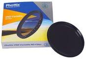 Phottix Variable ND 67mm filtras