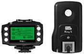 Pixel i-TTL Radio Trigger Set King Pro for Sony Mi