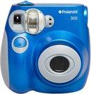 Polaroid 300 momentinis fotoaparatas mėlynas