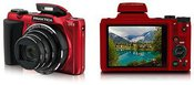 Praktica Digital camera Luxmedia 16-Z24S red