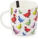 Puodukas arbatai su naminiais gyvūnais 8.4x9.3x7.2 cm AM1715 (4 rūšių) DDM