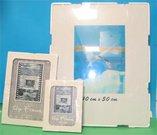 Rėmelis Clip 50x60 berėmis, plastikinis