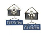 Rėmelis KPH 1787 fotoaparatas 25x6,5x34 | modelis | metalinis