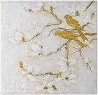 Reprodukcija ant drobės ir porėmio 1727144 Paukščių giesmė 50x50