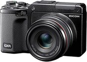 Ricoh GXR 2,5/28 12,3 MP APS-C CMOS-Sensor