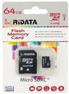 Ridata micro SDHC 64GB class10 U1