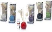 Rinkinys kvapus vanduo+keramikinė vaza+lazdelės 60ml 871125254386 (6spalvų)