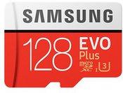 Samsung microSDXC EVO+ 128GB mit Adapter MB-MC128GA/EU