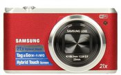 Samsung WB350F red