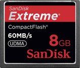 SanDisk CompactFlash Extreme III 8GB 60mb/s