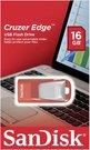 SanDisk Cruzer Edge RED 16GB SDCZ51-016G-B35RG