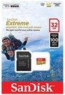 SanDisk microSDXC Action SC 32GB Extr.100MB A1 SDSQXAF-032G-GN6AA
