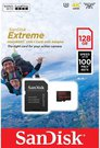 SanDisk microSDXC ActionSC 128GB Extr.100MB A1 SDSQXAF-128G-GN6AA