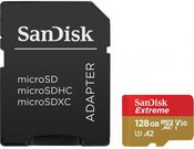 SanDisk memory card microSDXC 128GB Extreme V30 A2 + adapter