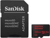 SanDisk MicroSDXC ActionSC 128GB Extreme 90MBs SDSQXVF-128G-GN6AA