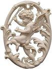 Sienos dekoracija Angelas 27.5x20x3 cm 59999