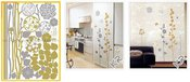 Sienų dekoravimo lipdukai PS-58067 50X70