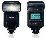 Sigma EF-610 DG Super Camera brands compatibility Pentax