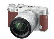 Sisteminis fotaparatas Fujifilm X-A3 XC16-50 Kit rudas