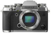 Sisteminis fotaparatas Fujifilm X-T2 grafitinis