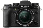 Sisteminis fotaparatas Fujifilm X-T2 XF18-55 Kit juodas
