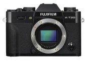Sisteminis fotaparatas Fujifilm X-T20 juodas