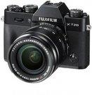 Sisteminis fotaparatas Fujifilm X-T20 XF18-55 Kit juodas
