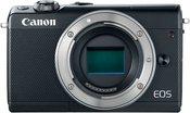 Sisteminis fotoaparatas Canon EOS M100 Body (juodas)
