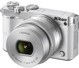 Nikon 1 J5 + 10-30mm PD-ZOOM (Baltas)