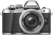 Sisteminis fotoaparatas OLYMPUS OM-D E-M10 mark II + 14-42mm f/3.5-5.6 II ED R