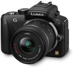Sisteminis fotoaparatas PANASONIC Lumix DMC-G3 + 14-42mm