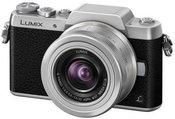 Panasonic Lumix DMC-GF7 + H-FS 12-32mm (Sidabrinis)