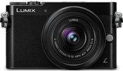 Sisteminis fotoaparatas PANASONIC Lumix DMC-GM5 + 12-32mm (Juodas)