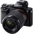 Sisteminis fotoaparatas Sony A7 + 28-70mm (Demo)