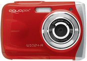 Easypix Aquapix W1024 Splash (raudonas)