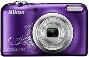 Nikon Coolpix A10 Kit (violetinis lineart)