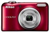 Nikon Coolpix A10 (raudonas)