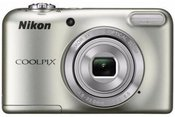 Nikon Coolpix A10 (sidabrinis)