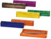 Smilkalai medinėje dėžutėje 8 x 8 x 30.5 cm 871125201787 (10 rūšių)