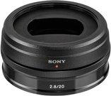 Sony 20mm F2.8 E-Mount Lens