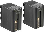 Sony 2NP-F970/B NP F970 Battery Pack (2 Stück)