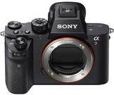 Sony Alpha A7R Mark II be objektyvo