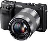 Sony Alpha NEX-7 + 50mm F1.8 objektyvas