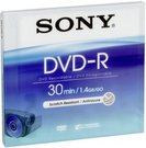 Sony DVD-R 1,4GB 8 cm Jewel Case DMR 30 A