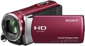 Sony HDR-CX210 red