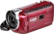 Sony HDR-PJ240ER red