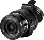 Sony ILCE-QX1 black Kit + SEL-P 16-50